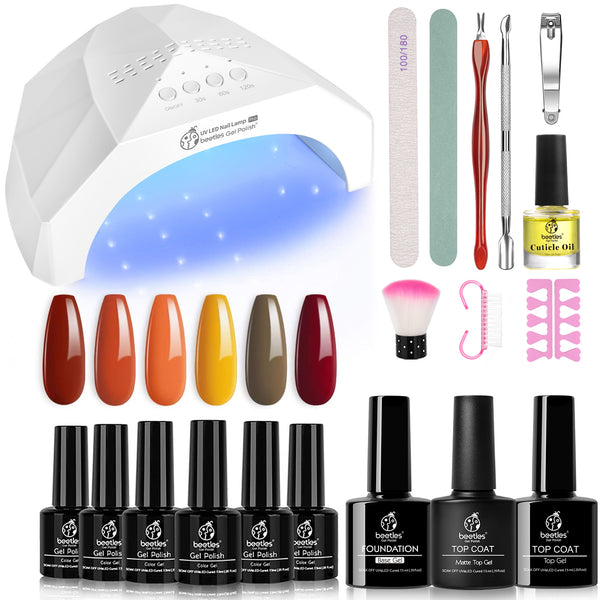 All-in-one Nails Starter Kit #028