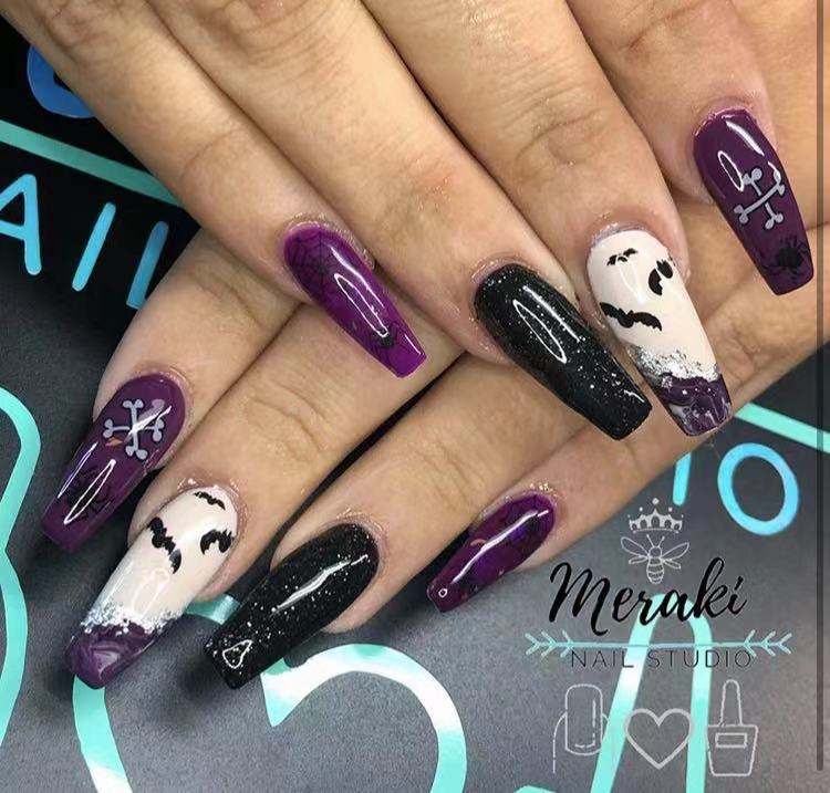 Gel Polish 6 Colors Set | Hocus Pocus