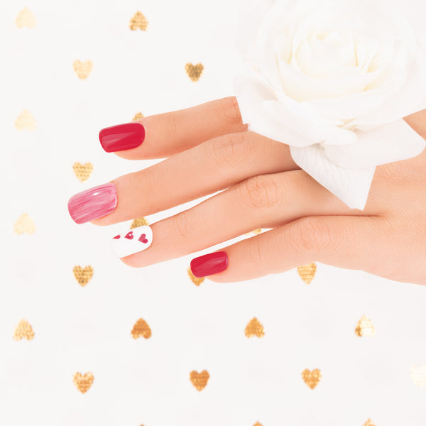 Gel Polish 6 Colors Set | Cherry Blossom