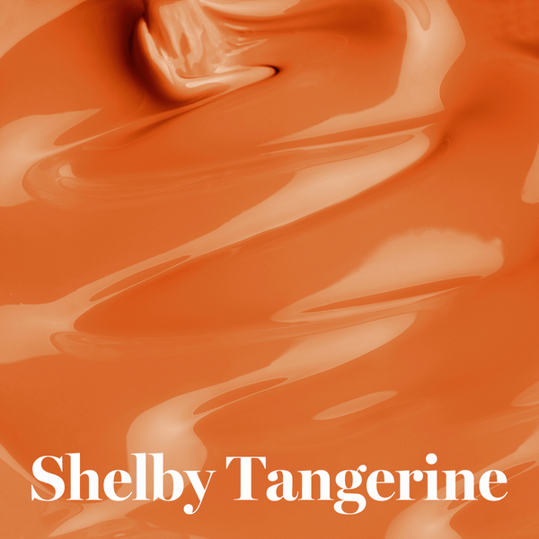 Gel Nail Polish 15ml | Shelby Tangerine