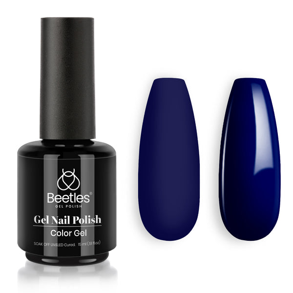 Gel Nail Polish 15ml | Cynthia Indigo