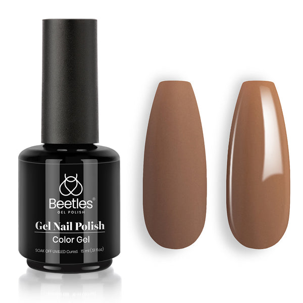 Gel Nail Polish 15ml | Beyonce Caramel