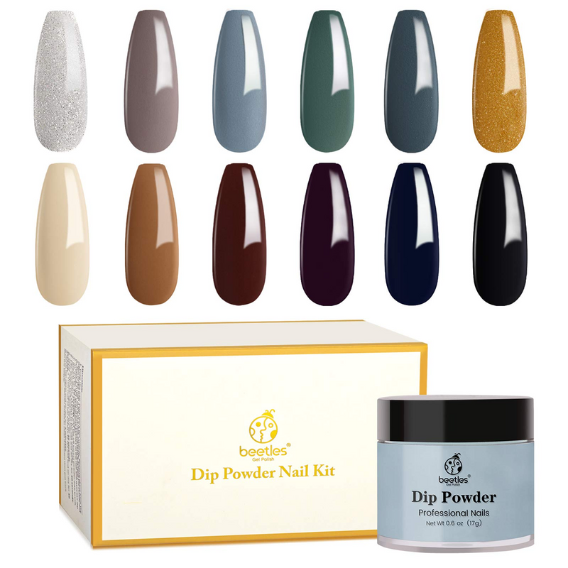 Dip Powder Nails Kit #076 | Peace Collection