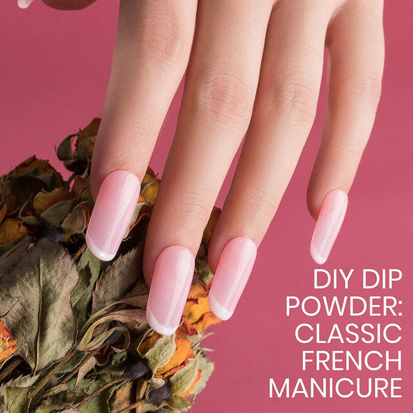 Dip Powder Nails Kit #097 | French Tips
