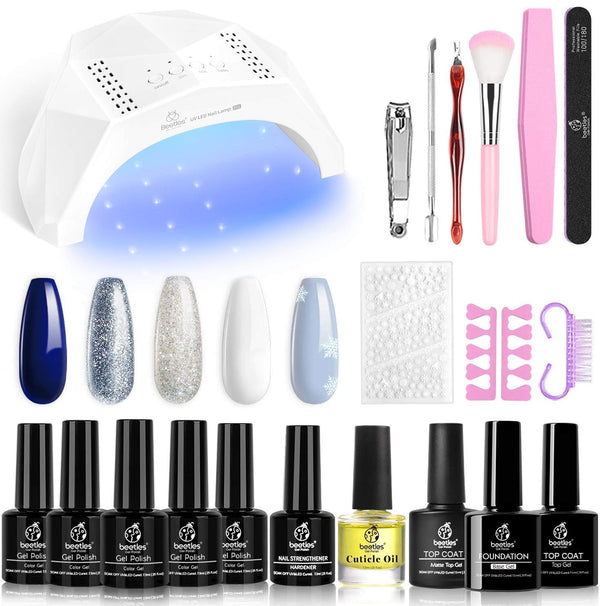 All-in-one Nails Starter Kit #036