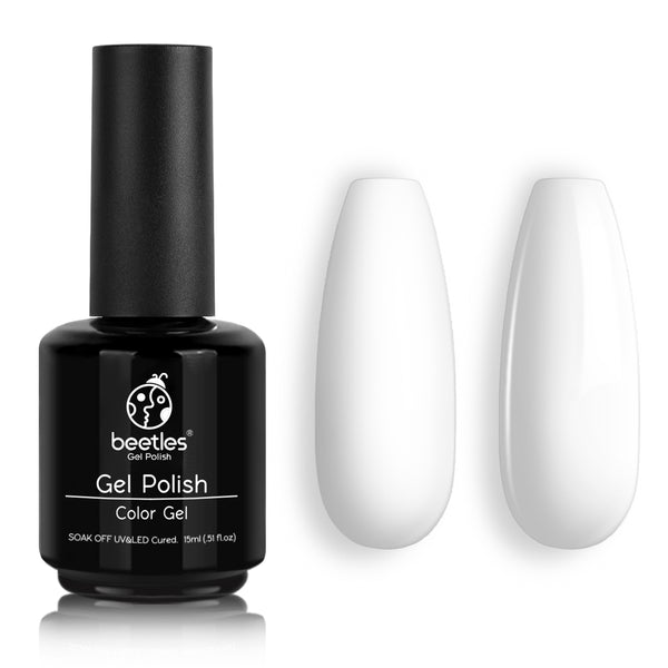 Gel Nail Polish 15ml | Marilyn White