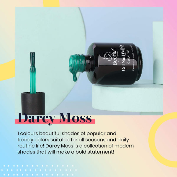 Gel Nail Polish 15ml | Darcy Moss