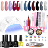 All-in-one Nails Starter Kit #053