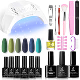 All-in-one Nails Starter Kit #033