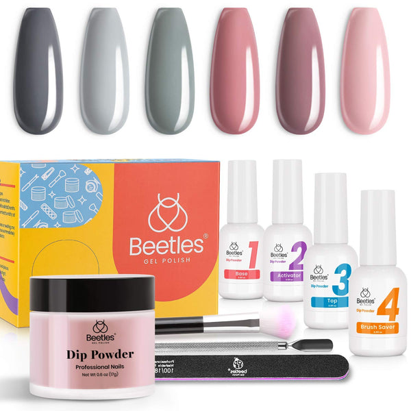 Dip Powder Nails Kit #105 | BRIDESMAID BEAUTY