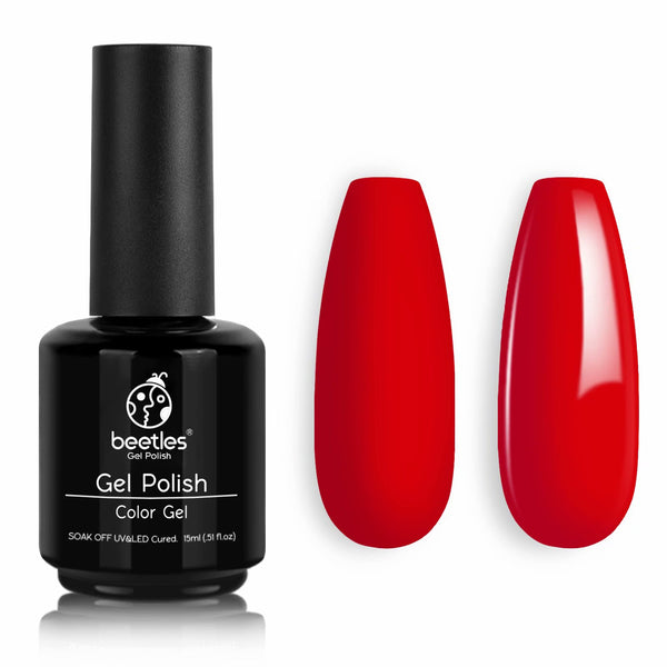 Gel Nail Polish 15ml | Katarina Crimson