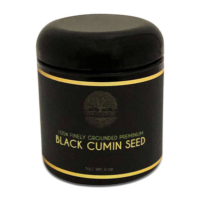 Grounded Black Cumin Seed