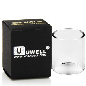 U-Well Crown 3 Replacement Glass - Avalon Vapor