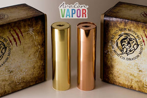 Dragon Mechanical Mod - Avalon Vapor