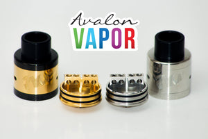 Twisted Messes 24 RDA - Avalon Vapor