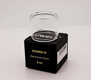 U-Well Crown 4 Replacement Glass - Avalon Vapor