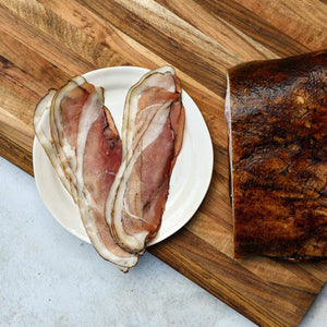 Black Forest Ham (Avg 100g) - Dargle Valley cold cuts ham black forest sliced ham