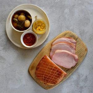 Easy slice gammon