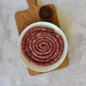 Dargle Valley skinny boerewors (avg. 350g) - Dargle Valley