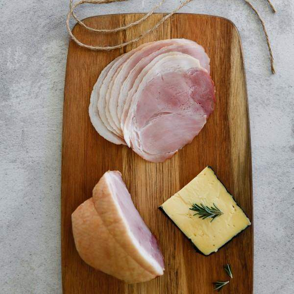 Sliced Gammon (avg, 150g) - Dargle Valley sliced cold cuts cold meats