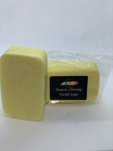 Turmeric Facial Cleansing Soap