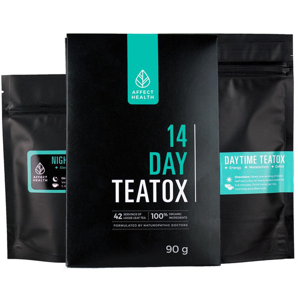 Affect Health 14 Day Tea Detox
