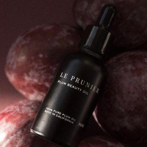Le Prunier Plum Beauty Oil 1 oz