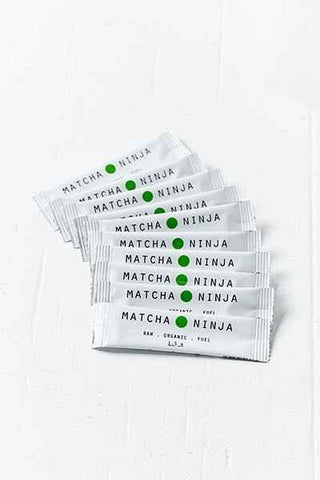 Single Serve Matcha Ninja