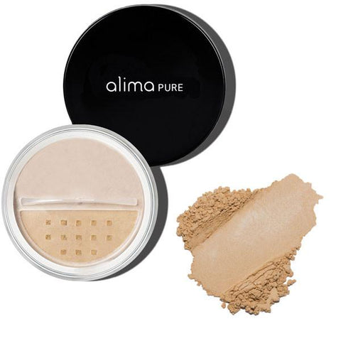 Satin Finishing Powder Alima Pure Ami