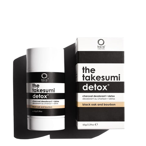 The Takesumi Detox - Black Oak & Bourbon