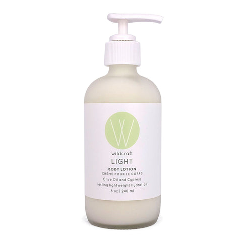 Light Body Lotion