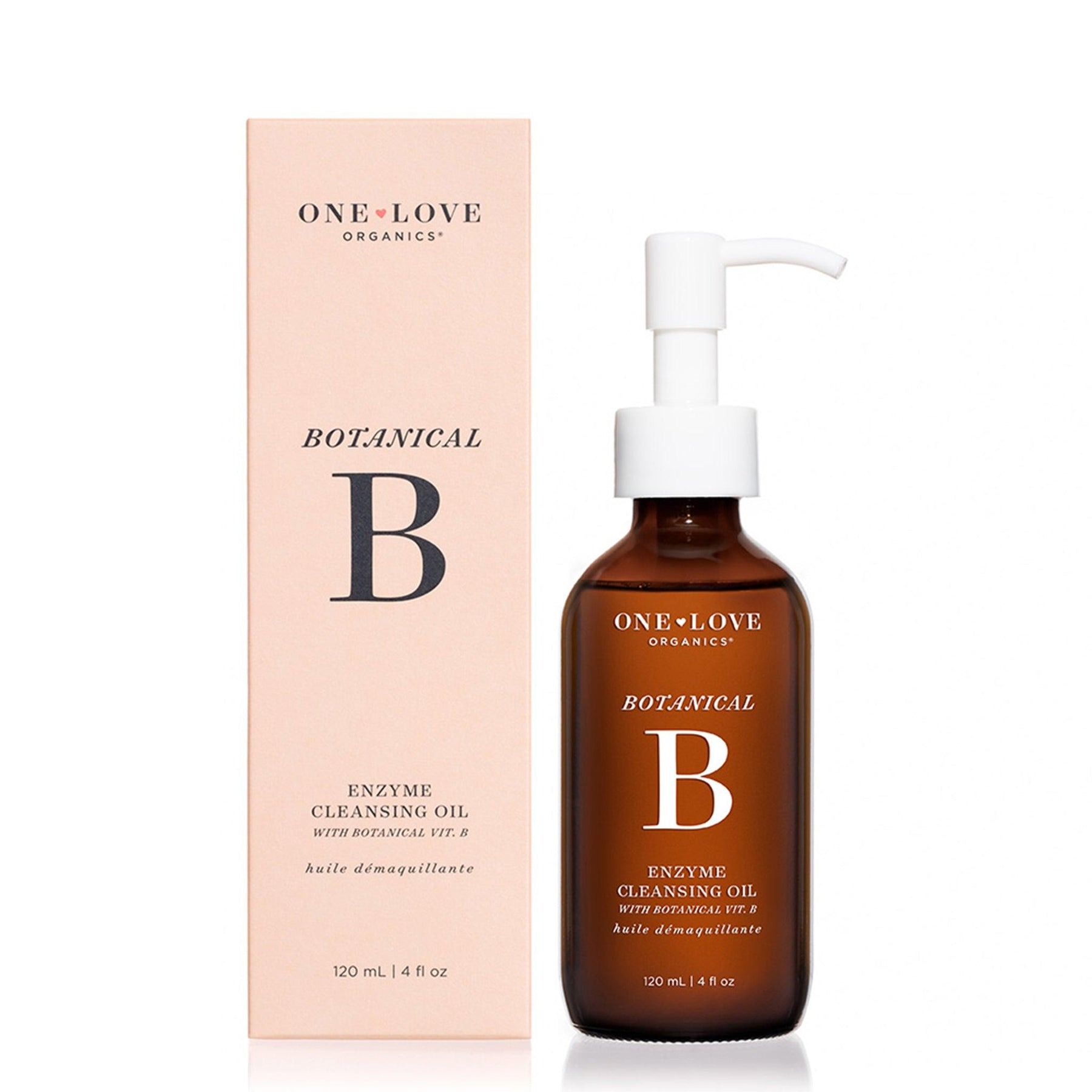 Botanical B Enzyme Cleansing Oil