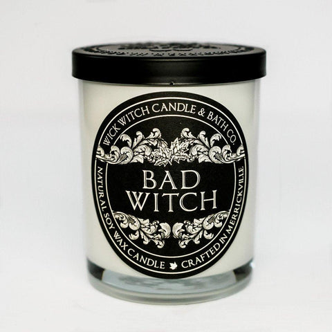 Bad Witch Candle