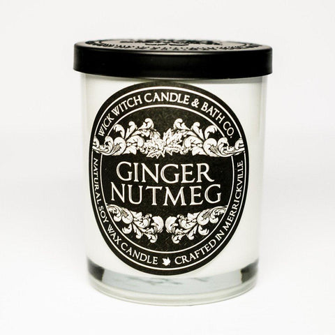 Ginger Nutmeg Candle