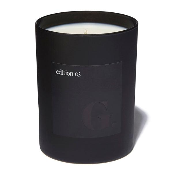 Scented Candle: Edition 03 - Incense