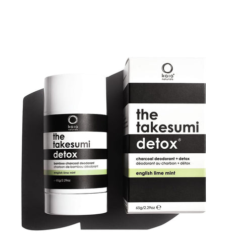 The Takesumi Detox - English Lime Mint