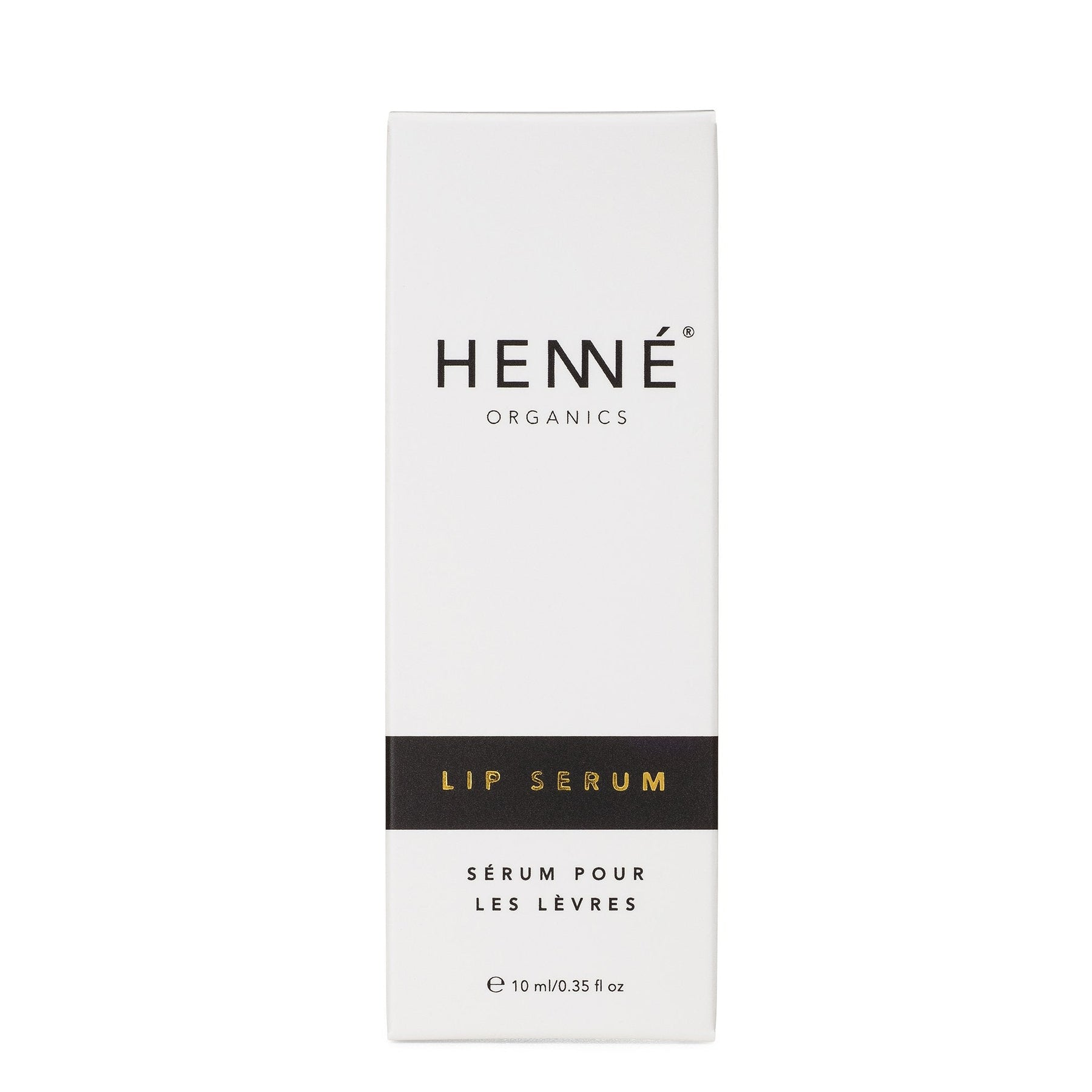 Lip Serum Henne Gold Roller 10 ml