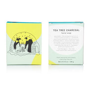 Tea Tree Charcoal Facial Bar