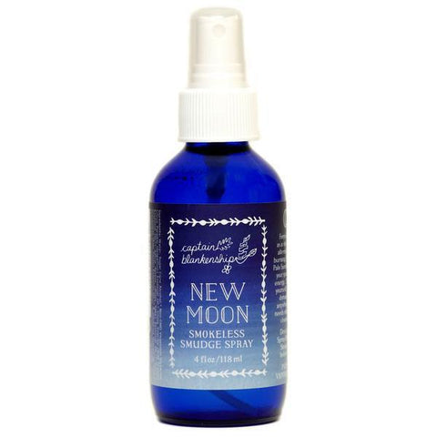 New Moon Smokeless Smudge Spray
