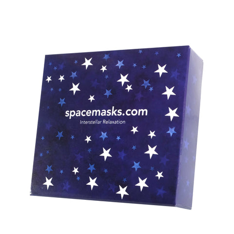 Spacemasks - Self Heating Eye Mask Box Set