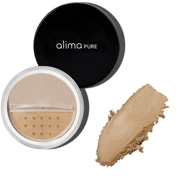 Satin Finishing Powder Alima Pure Takara
