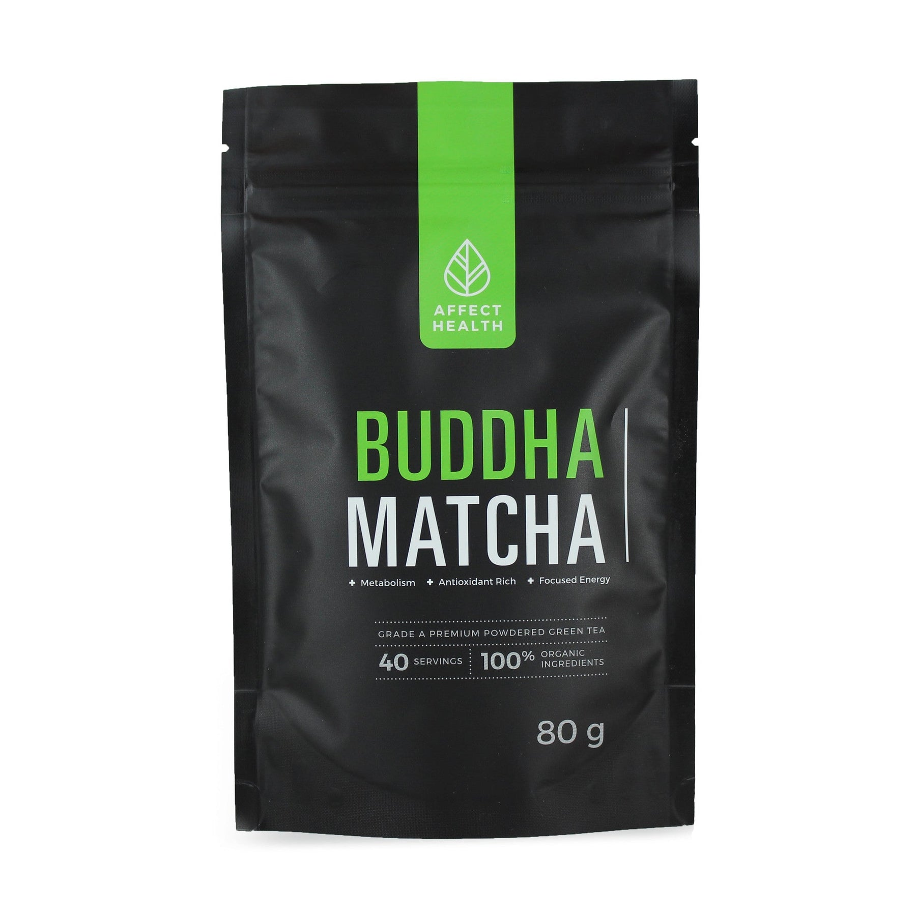 Affect Health Buddha Matcha