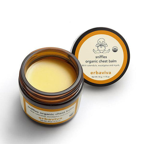 Sniffles Baby Chest Balm