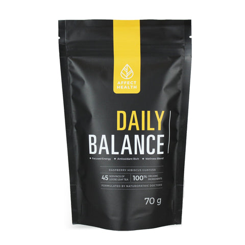 Affect Health Daily Balance Loose Leaf Wellness Tea