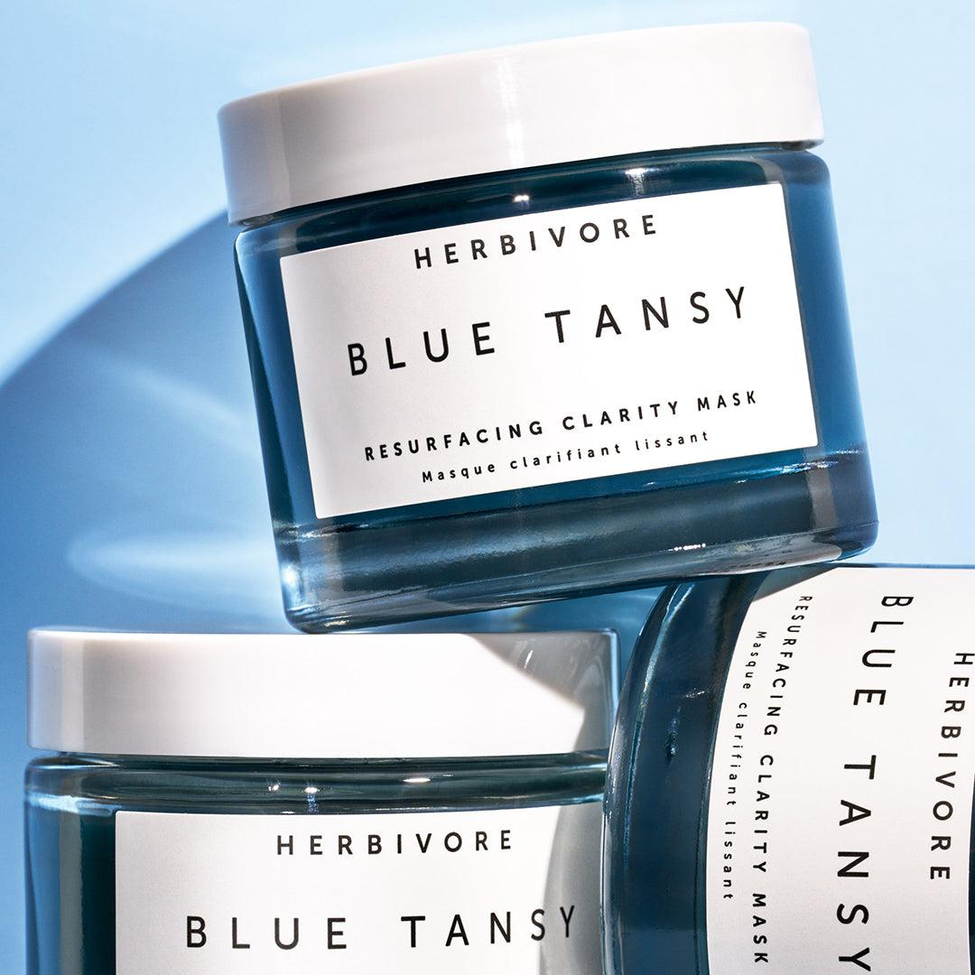 Blue Tansy AHA + BHA Resurfacing Clarity Mask