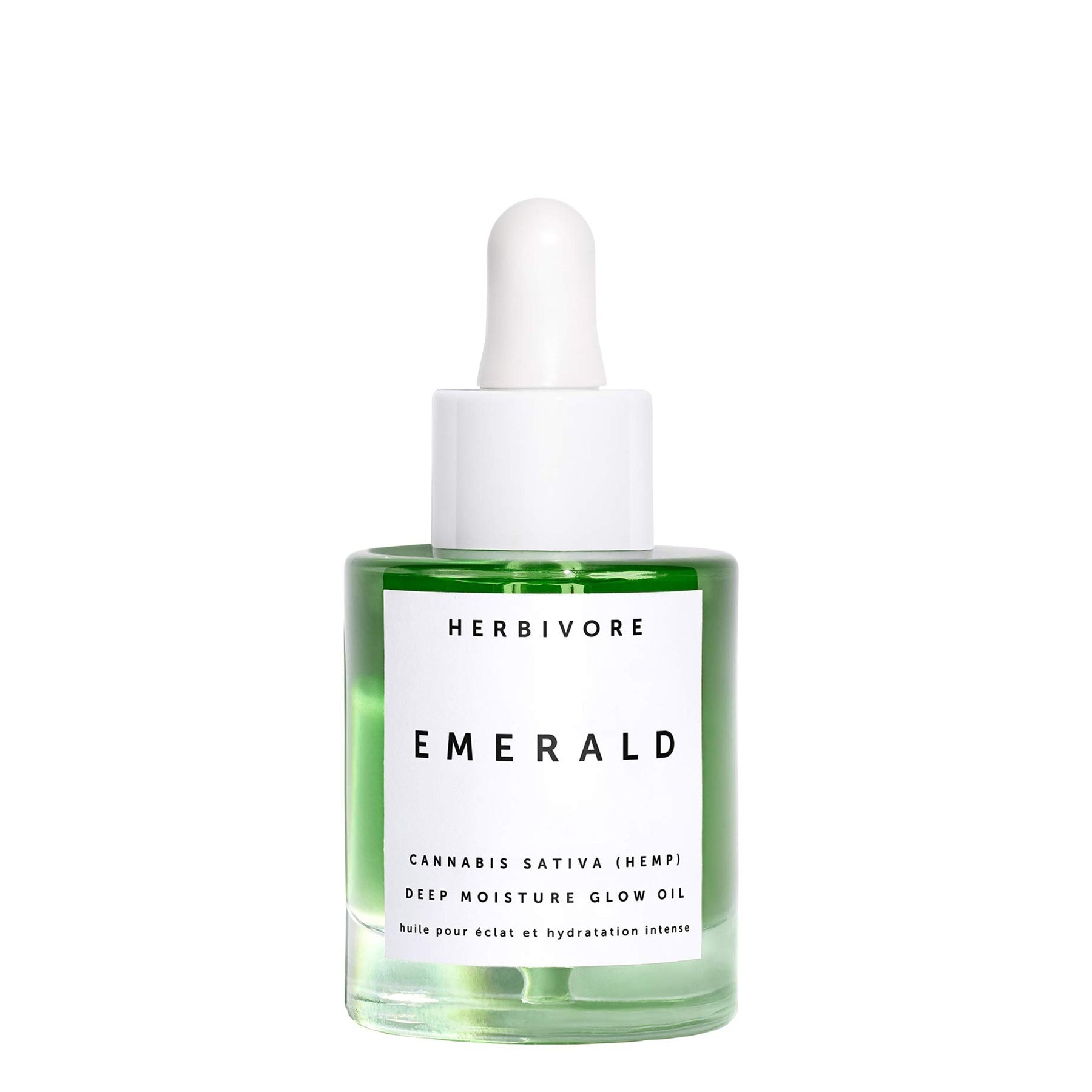 Emerald Hemp Seed Deep Moisture Glow Oil