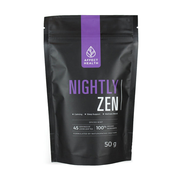 Affect Health Nightly Zen Loose Leaf Sleep Tea