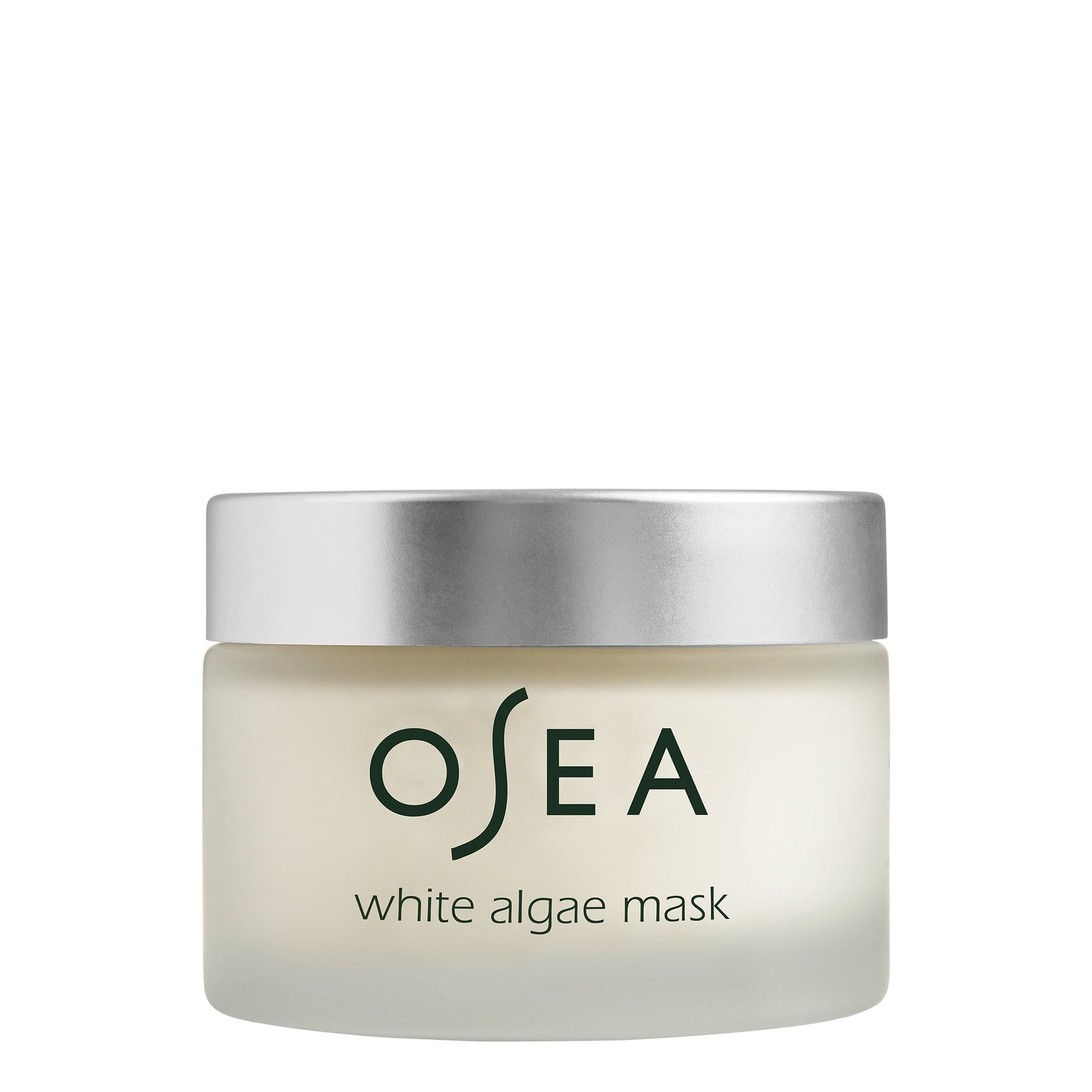 White Algae Mask