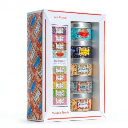 Kusmi Tea Russian Blends Gift Set