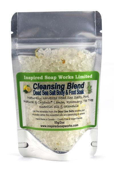 Cleansing Blend Bath Salts